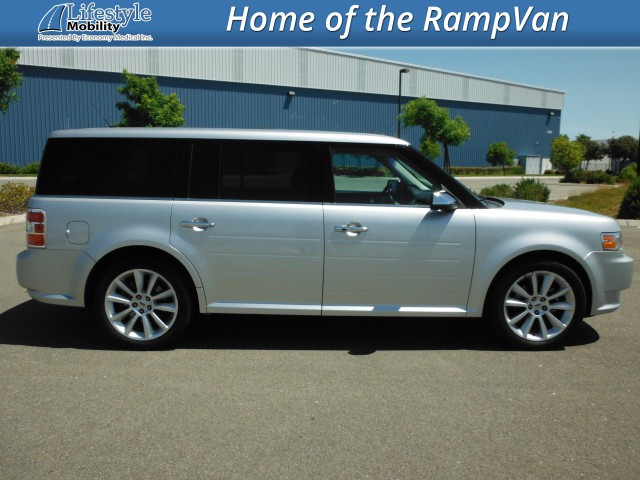 2012 Ford Flex  Wheelchair Van For Sale