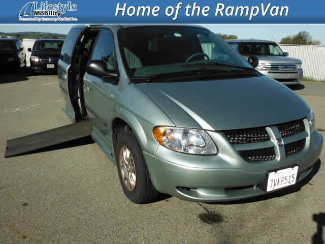 2003 Dodge Grand Caravan  Wheelchair Van For Sale